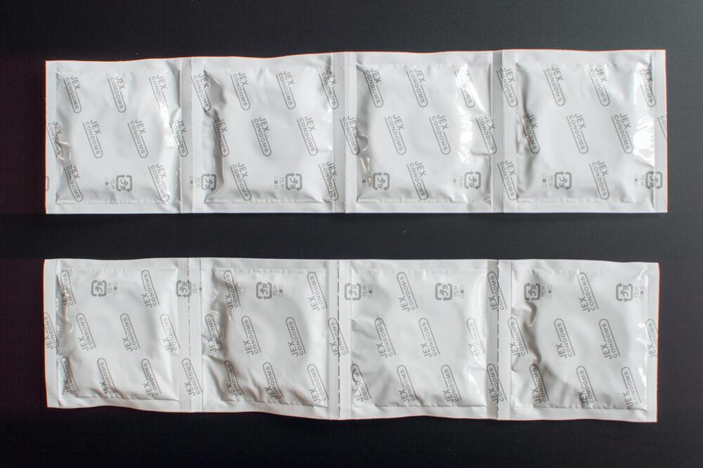 コンドームグラマラスバタフライドットのレビュー