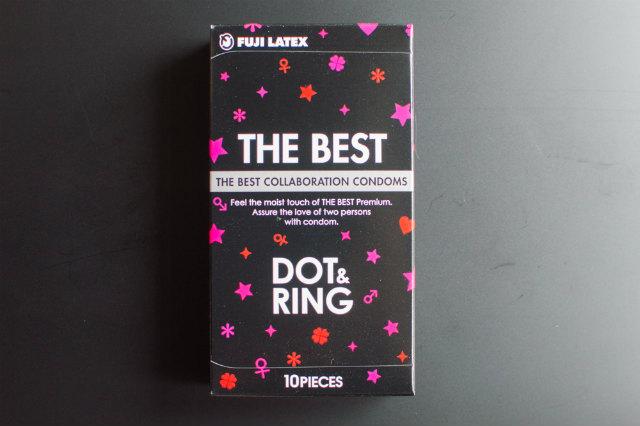 THE BEST ドット&リング コンドーム